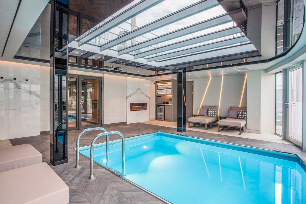 Crystal Life Spa – Architecture & Interior