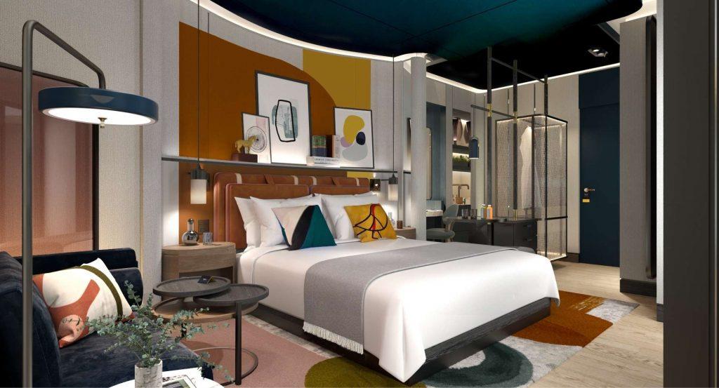 AD / voco Guestroom 2035